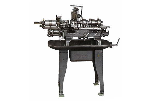 First automatic lathe 1928